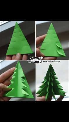 http://krokotak.com/2013/11/fold-a-fir-tree/