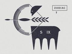 Sagittarius by vacaliebres - Dribbble