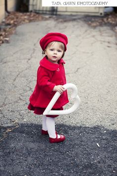 How cute is this little valentine!
