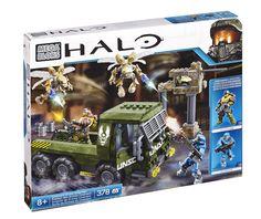 Amazon.com: Mega Bloks Halo Covenant Drone Outbreak Building Set: Toys & Games