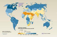 Actualité > Journée mondiale de l'eau : les chiffres étonnants de l'or bleu
