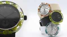 The Botanist Watch: World's only Moss & Flower Infused Watch project video thumbnail