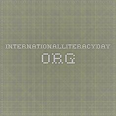 internationalliteracyday.org International Literacy Day, Content