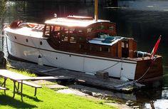 Vintage Wooden Boat | Flickr - Photo Sharing!