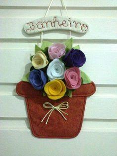 . Felt Crafts, Diy And Crafts, Felt Name, Felt Patterns, Felt Fabric, Craft Organization, Felt Flowers, Handicraft, Decoration