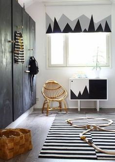 DOMINO:scandinavian inspired style--for the kids!