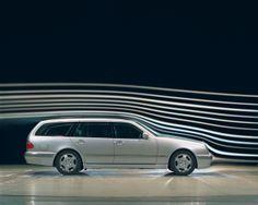 Mercedes-Benz E-class Estate (S210)
