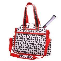 Isaac Mizrahi Ladies Chelsea Tennis Tote Bags