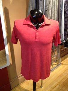 Men's Alternative Apparel Red Polo ($26.60)