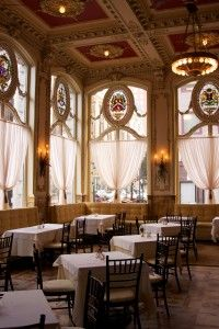 The Dorrance Dining Room
