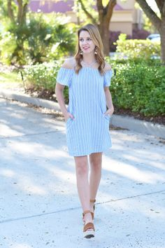 Vacation Style Dress under $50