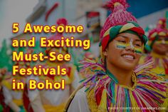 Find out what festivals are celebrated annually in the province of Bohol here: www.brianjaycruz.wordpress.com   #bohol #philippines #travel #promo #unotours #travelagency #travelandtours #boholpackages #boholtourspromo #chocolatehillsbohol #touroperatorinthephilippines #besttravelagencyinmanila