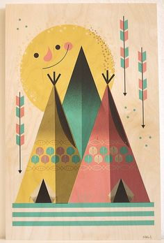 Kali Meadows: Teepees | Flickr - Photo Sharing!