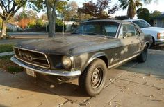 Hemmings Find of the Day: 1967 Ford Mustang