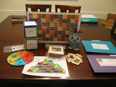 And Here We Go!: Funday Mondays. CC review games