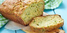 Classic zucchini bread recipe that is easily our family's favorite. It's the perfect zucchini bread recipe! Classic Zucchini Bread Recipe, Zucchini Bread Recipes, Quiche, Baked Banana, Banana Bread, Base Cake, Cake Chevre, Cake Feta, Cake Courgette