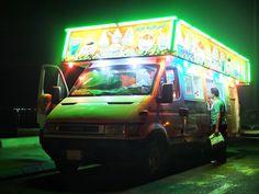 Creative Review - Saudi Arabia's neon nights, captured in new book Nour