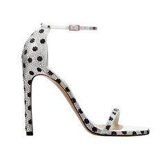 Stuart Weitzman Pavé shoes, $2,735 For information: stuartweitzman.com