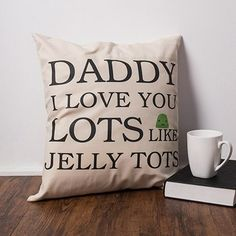 Personalised Cushions | Personalised Gifts by Getting Personal