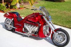 really. dodge viper engine in a bike.
