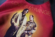 Jackson Browne/David Lindley  Upcycled Rock Band by evilrose, $28.00