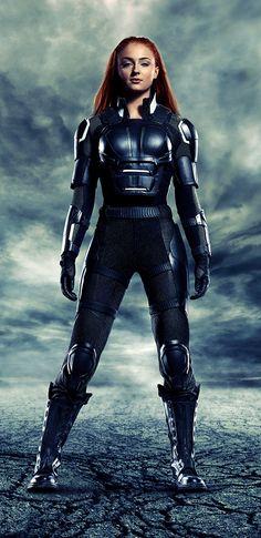 Jean Grey From X-men Apocalypse by ruan2br.deviantart.com on @DeviantArt