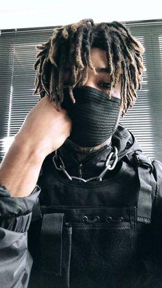 Gangster Brownie m&m brownie batter dip Dreads Styles, Dreadlock Styles, Hair Styles, Dreadlock Hairstyles For Men, Black Men Hairstyles, Lil Uzi Vert, Hommes Sexy, Celebs, Celebrities