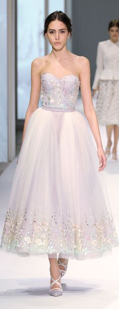 Ralph & Russo, 2015 Couture.