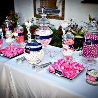 Toronto Kids Birthday - Candy Buffet Tables