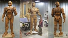 Detroit Really Is Getting A Giant Robocop Statue.
