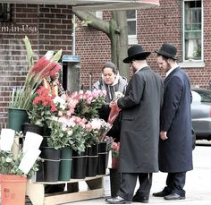 Buying flowers for the Shabbat table to honor the Shabbat. A world without a Sabbath would be like a man without a smile, like a summer without flowers, and like a homestead without a garden. It is the joyous day of the whole week.