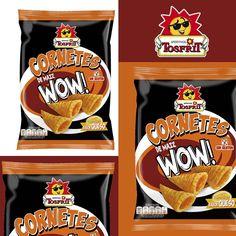 ¿Y si empezamos la semana con nuestros #snacks #Cornetes?   Nada como nuestros nuevos conos sabor a queso para afrontar los duros lunes 😄