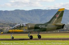L-39 Albatross taxis by the crowd line at Wings over Illawarra 30/04/16. #avgeek #aviation #photography #Airshow