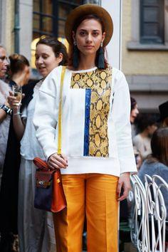 Stockholm Fashion Week SS14