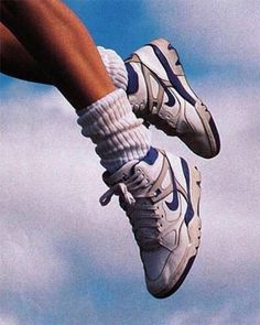 Retro Air Nike, get up like me Aesthetic Shoes, Aesthetic Collage, Aesthetic Vintage, Blue Aesthetic, Aesthetic Drawing, Aesthetic Bedroom, Artist Aesthetic, Korean Aesthetic, Aesthetic Grunge