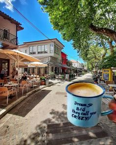 Kind Reminder, Moscow Mule Mugs, Dares, Dream Big, Greece, Street View, Greece Country