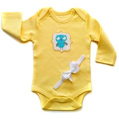 Excited to share the latest addition to my #etsy shop: Organic Baby Boy  or Girl romper #clothing #babyshower