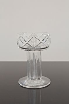 Simon Klenell | Hex Edit (Cup) | 2014, Crystal | Unique | Sweden http://www.galleryfumi.com/Artists/Simon-Klenell/