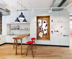 4010 Telekom Shop, Cologne  pop art inspired space fuses retail with a community experience...