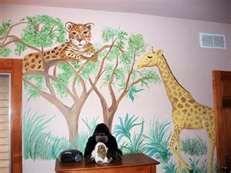 murals Cheetah Nursery, Mural Painting, Cartoon Art, Murals, Graffiti, Art Pieces, Mural Ideas, Abstract, Art Work