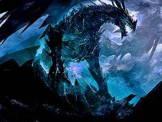 Ice Dragon | Ice Dragon by ~Lulztroll87 on deviantART