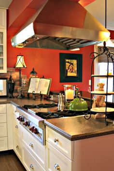 B in Real Life: Real Life, Real Homes: Kitchen Heaven.