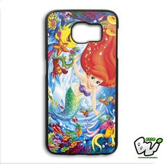 Ariel And Friends Samsung Galaxy S6 Edge Plus Case