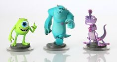 Disney Infinity: A Monster Addition #DisneyInfinity