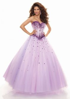 Wishesbridal Ball Gown Prom Dress