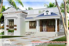 3 bedroom free house plans kerala single floor simple 3 bedroom