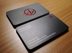 Blink Airbrushing Business Cards | Business Cards | The Design Inspiration
