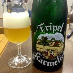 Tripel Karmeliet #cerveja #beer