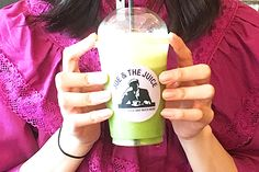 NYのグリーンジュース最新事情Maki Saijo