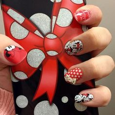 Disney Collection by Jamberry retiring May 20th the polka dot poppy and white polka already retired rabrams.jamberry.com